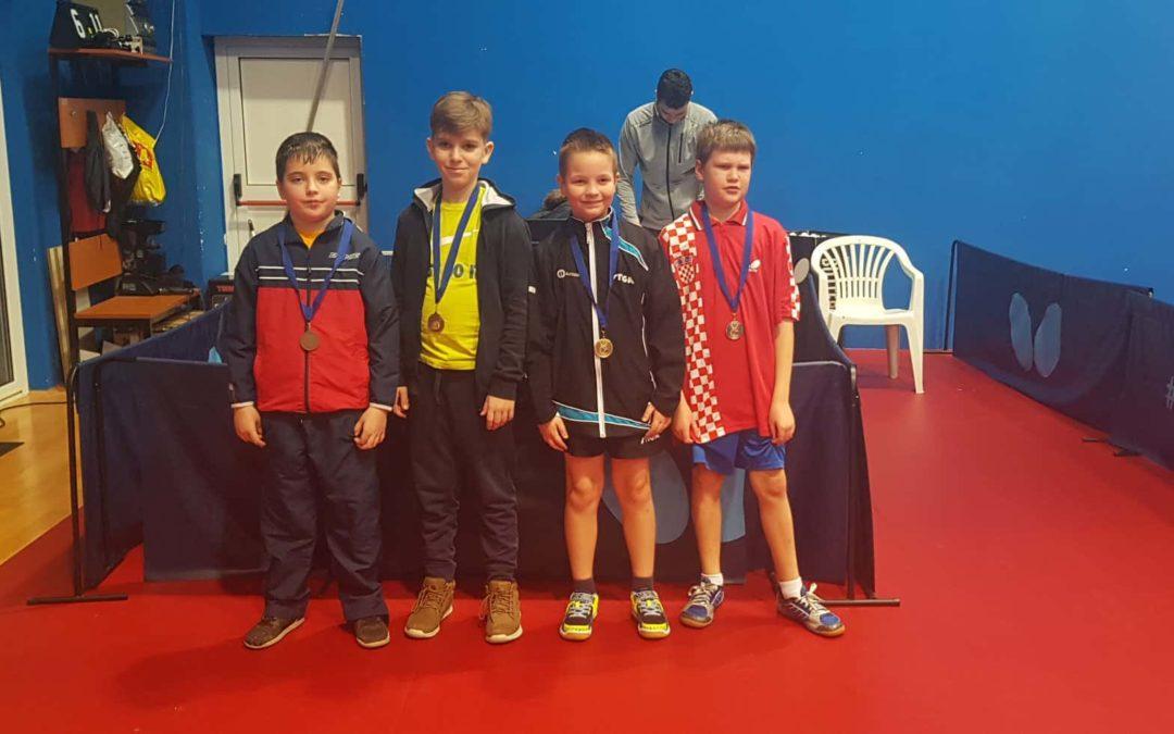 Odličan uspjeh Marathonaca na 4. Regionalnom turniru u Zagrebu